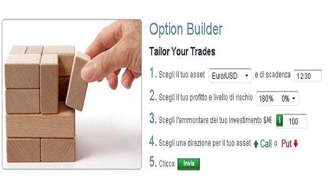 opzioni builder