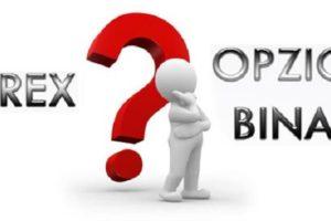 Opzioni Binarie Forex