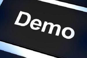 Piattaforma trading demo